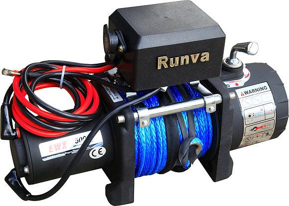 Лебёдка электрическая 12V Runva 5000 EWX5000SR