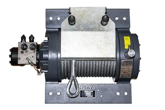 Лебёдка гидравлическая Runva HWH080
