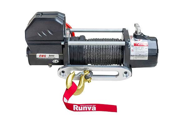 Лебёдка электрическая 12V Magnum 9000 EWG9000S