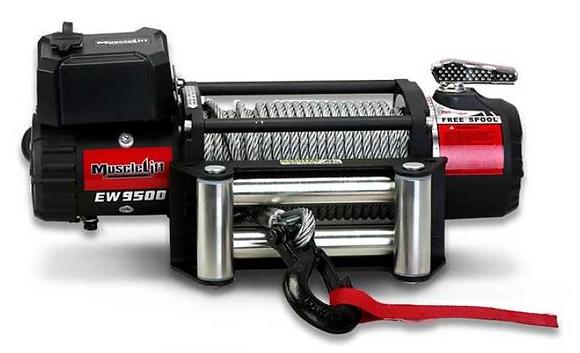 EW9500 MuscleLift лебедка электрическая 24В