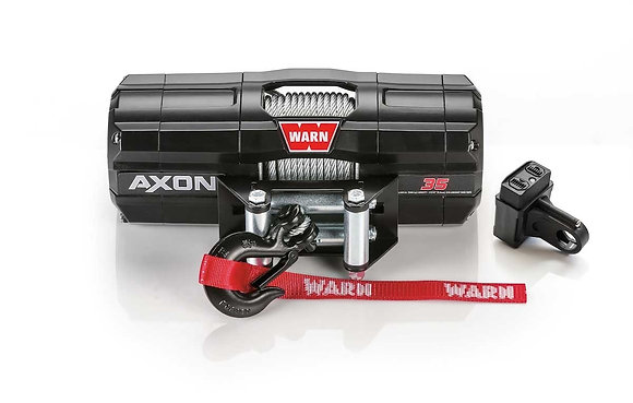 Лебедка WARN ATV AXON 35 ( PN 101135 )