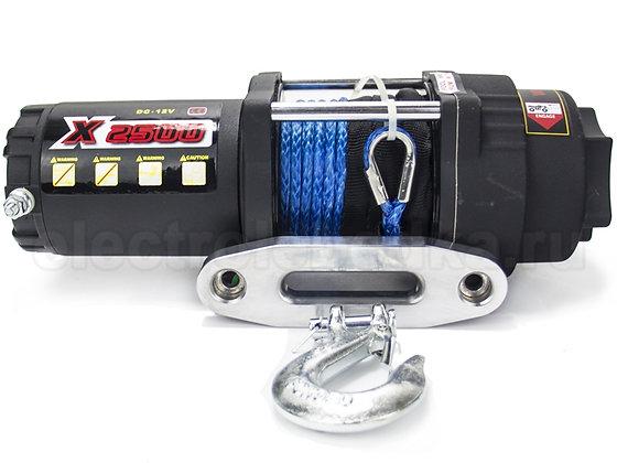 Лебедка для квадроциклов  Х2500 S