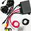 Thumbnail: Лебедка автомобильная (индустриальная) 4REVO 18000 24V SAE J706