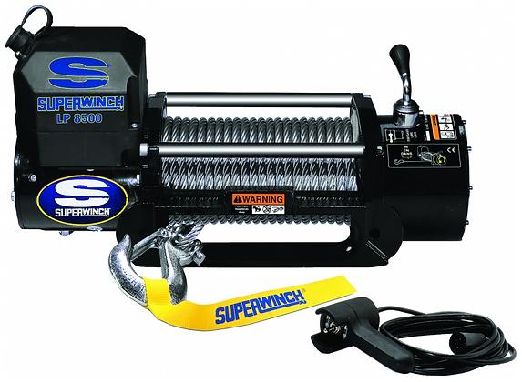 LP8500 лебедка электрическая 12В