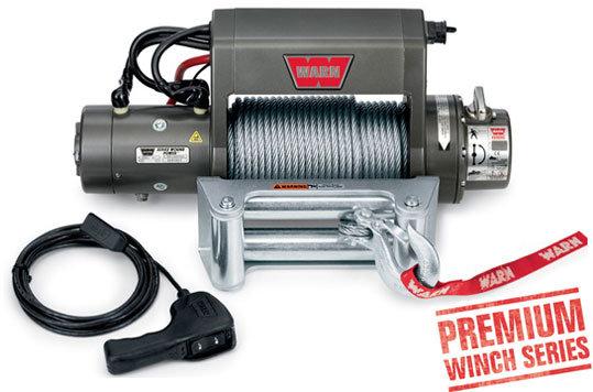 Лебедка автомобильная электрическая WARN XD9000i ( PN 27550 )