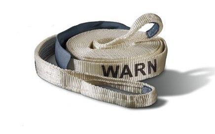 Буксировочная стропа Warn Premium (6545 кг) Арт. 88922