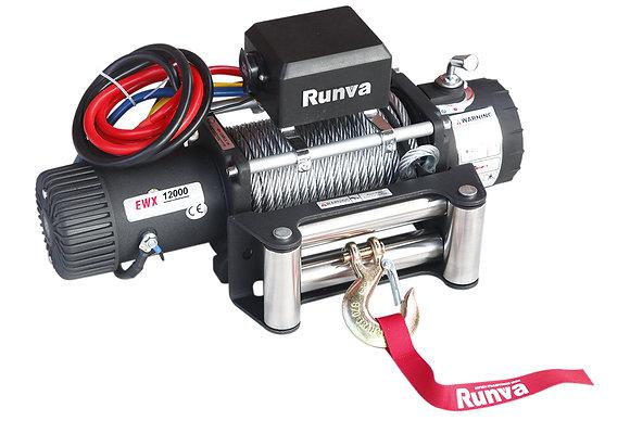 Лебёдка электрическая 24V Runva 12000 lbs 5443 кг EWX12000S24V
