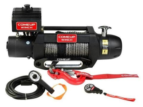 Лебедка автомобильная электрическая COMEUP Seal Gen2 9.5rs 12V (EAC)