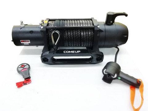 Лебедка автомобильная электрическая COMEUP Seal Slim 9.5rs (12В)