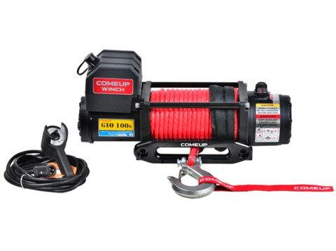 Лебедка электрическая Comeup GIO 100S 12V STD (Синтетический трос)