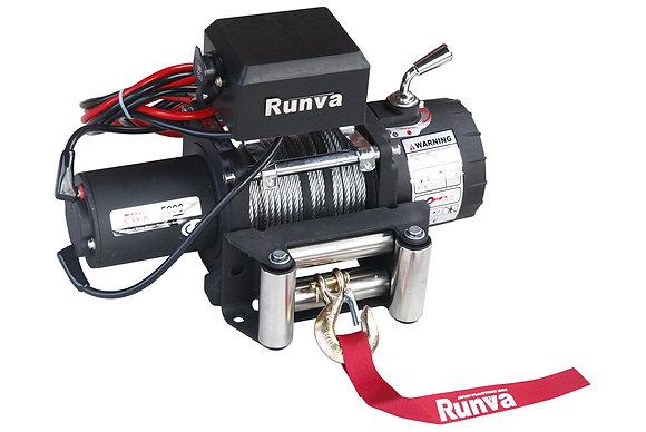 Лебёдка электрическая 12V Runva 5000 EWX5000S