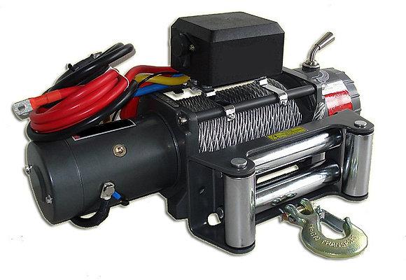 Лебёдка электрическая высокоскоростная 12V Runva EWXC9500S