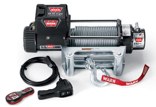 Лебедка автомобильная электрическая WARN 9.5xp ( PN 68500 )