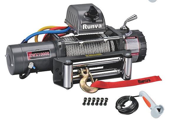 Лебёдка электрическая 12V Runva EWX10000S