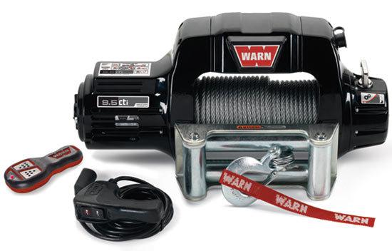 Лебедка автомобильная электрическая WARN 9.5cti ( PN 95000 )