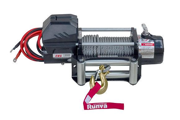 Лебёдка электрическая Runva 12V Magnum EWD12000F