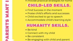 What do parents look for in a speech pathologist?