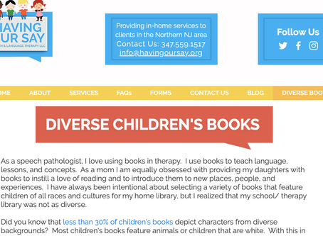 Creating a diverse library