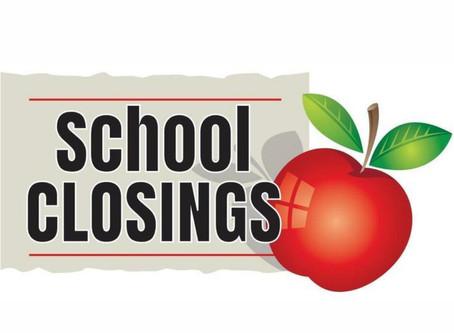 Coronavirus and school closures