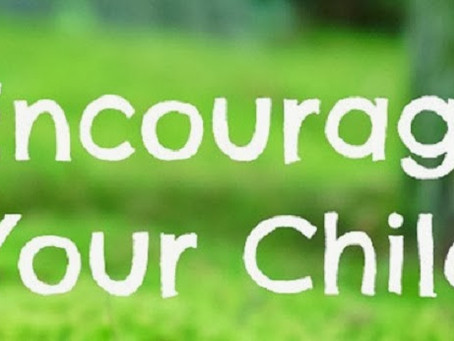 Encourage A Child!