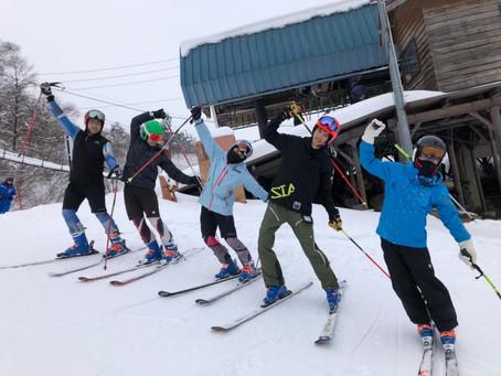 スキー部シャスネージュ