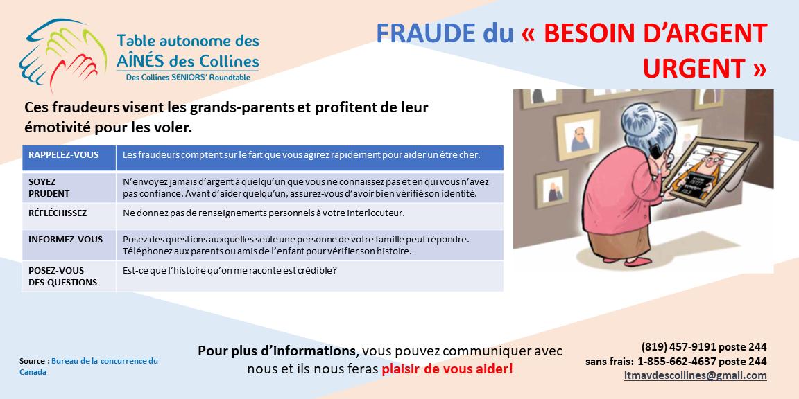 Fraudes financières