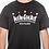 Thumbnail: Kinghat Guitars basic black T