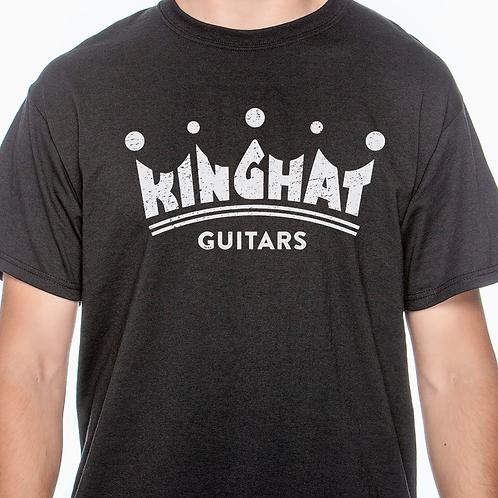 Kinghat Guitars basic black T
