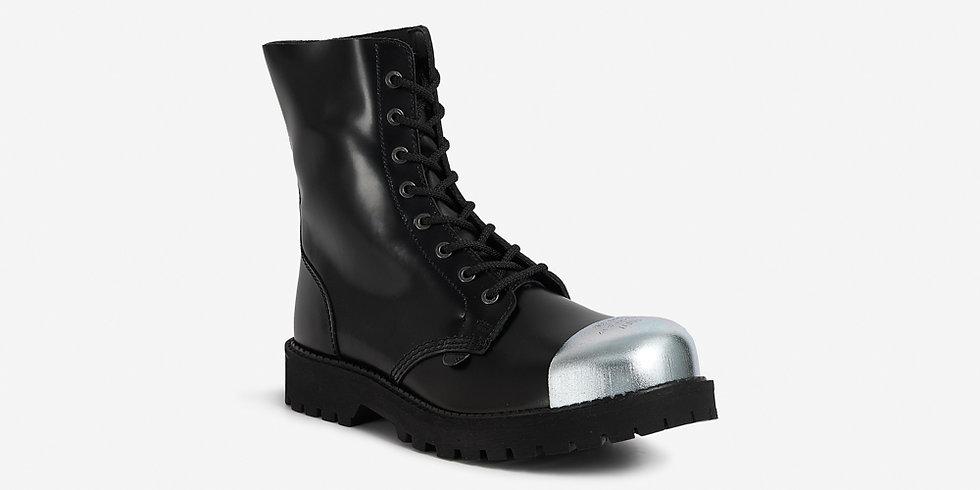 Чёрные Stormer steel toe cap