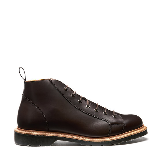 Solovair Walnut Monkey boots