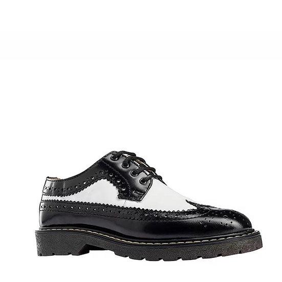 Grinders Bertrum Black&White