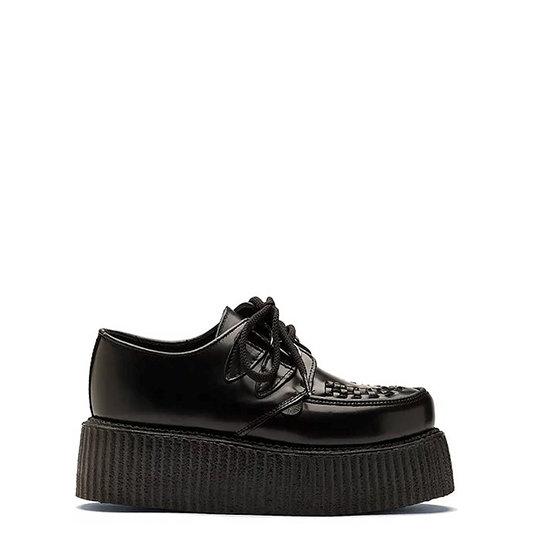 Creeper double sole Black