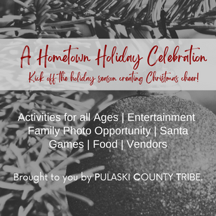 All Hands on Deck for A Hometown Holiday Celebration