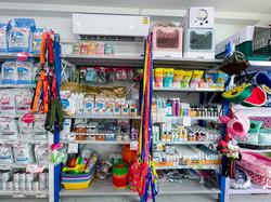 โรงพยาบาลสัตว์มาบตาพุดสัตวแพทย์ เปิดบริการทุกวันตลอด 24 ชั่วโมง พร้อมให้บริการจำหน่ายสินค้าและอาหารส
