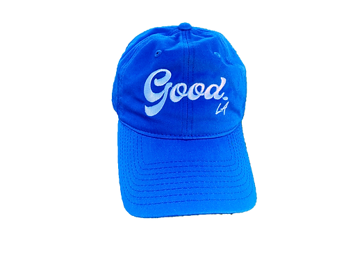Blue Hat by GoodLA