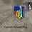 Thumbnail: Custom Foot Peg Set