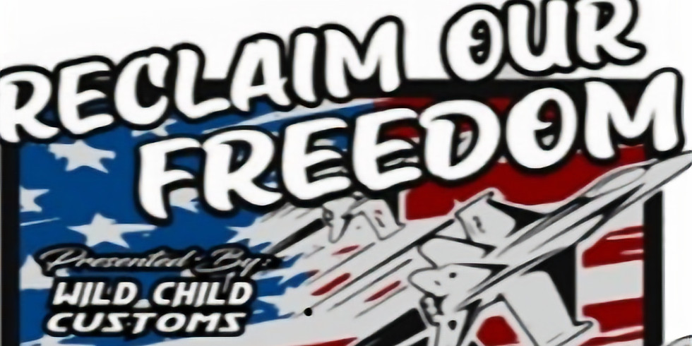 Reclaim Our Freedom Jeep Show