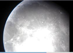 My 1st Moon Shot