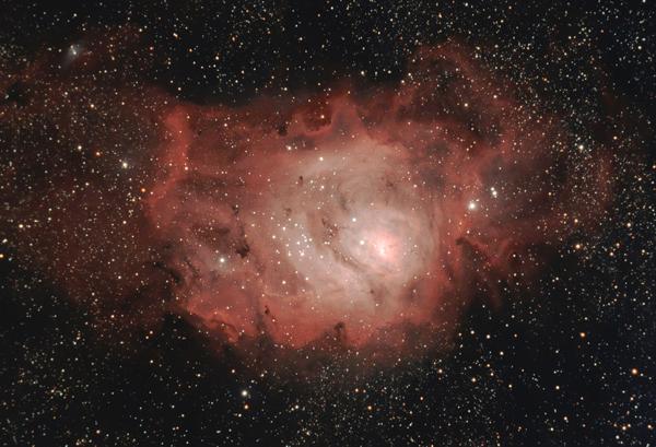 M-8 - Lagoon Nebula