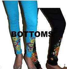 Petticoat Leggings Plazzo