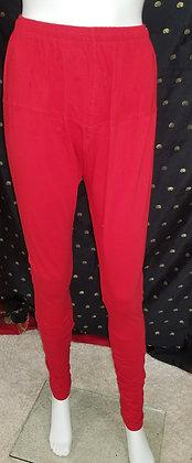 Red Lycra Leggings