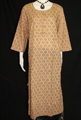 Modern design cotton Kurti ( L )