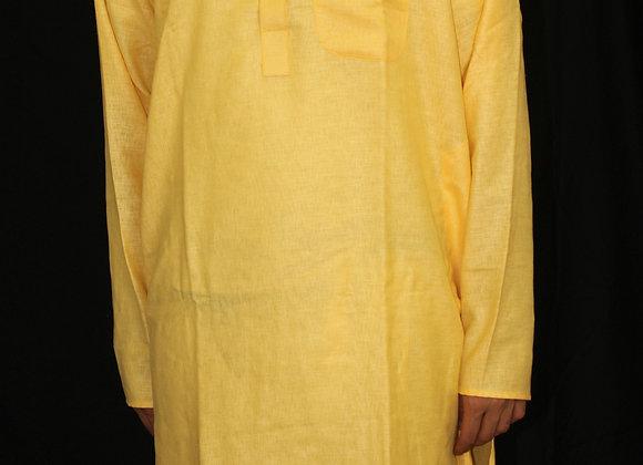 Mango Yellow Kurta ( L )