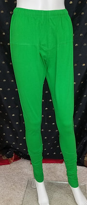 Green Lycra Leggings