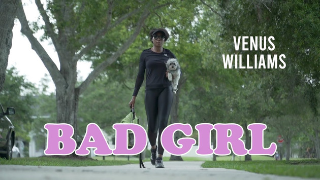 VENUS WILLIAMS - BAD GIRL OF TENNIS