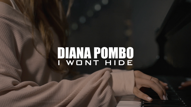 DIANA POMBO - I WONT HIDE [MUSIC VIDEO]