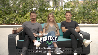 Perfect Ted Matcha Commercial