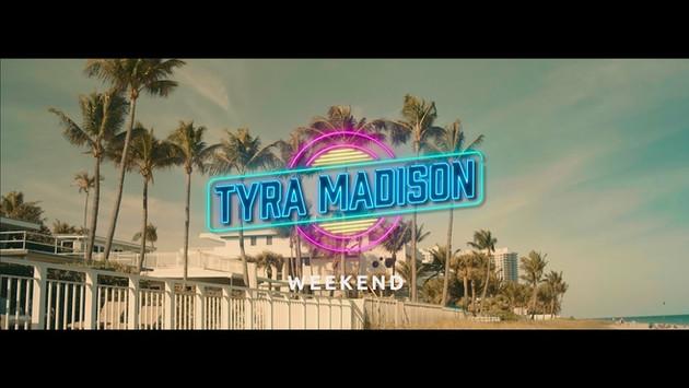 Tyra Madison - Weeknd [MUSIC VIDEO]
