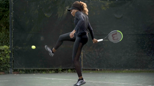 Venus Williams Short Clip #1