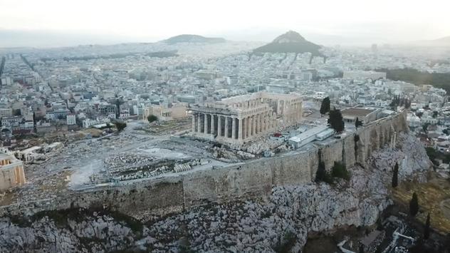Greece Drone Highlight